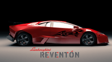 Моделирование и визуализация Lamborghini Reventon