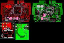 Компьютер контроля внесения жидких удобрений