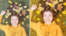 Цветокоррекция и улучшения в фото #1
