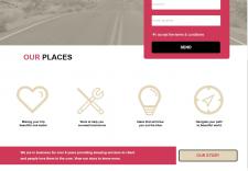Верстка сайта и создание дизайна
