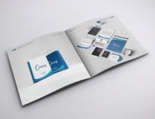Фирменный стиль для CLINPARTNER UKRAINE, LLC