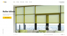 SHtore |  Производство штор