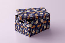 бесшовный векторный узор, дизайн упаковки, ткани..