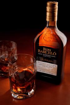 Рекламная фотосъемка напитков