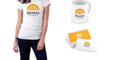 Корпоративная атрибутика Brama