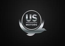 "Логотип для автосалона ""US motors"""