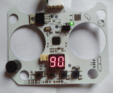 Контроллер управления для теплового массажера.
