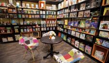 Книгарня-кав'ярня Старого Лева у Києві