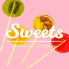 Логотип для магазина натуральных сладостей