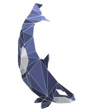 Векторные тематические иллюстрации животных