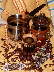 Кофе в стиле этно