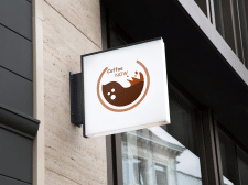 Логотип для кофейни №2
