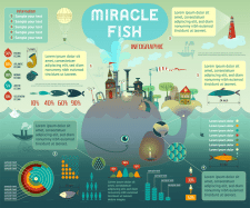 Miracle Fish Infographic