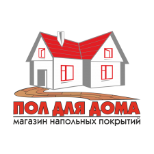 Логотип интернет магазина Пол для Дома