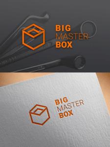 Логотип для мережі магазинів інструментів, США