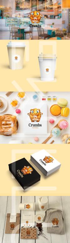 "Кейс пекарня ""Crumbs"""