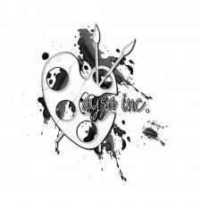 Логотип для художника