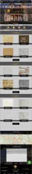 Дизайн и натяжка сайта по облицовке фасадов