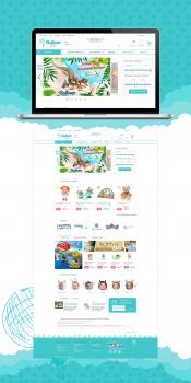 Дизайн магазина игрушек
