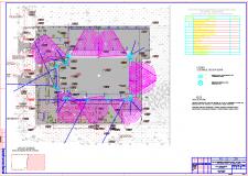 План видеонаблюдения территории