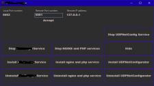 Приложения управления сервисами и конфигурации
