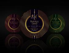 Этикетки + Лого разливной парфюмерии