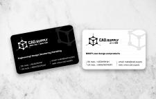 Визитка CAD supply