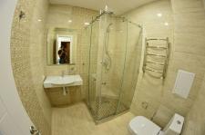 Реализованный апартамент №40, санузел