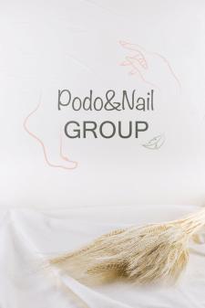 Podo&Nail Group Logo
