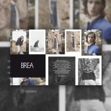 Презентация брендов, каталог, полиграфия