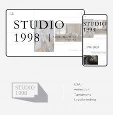 STUDIO 1998 // Mobile & Web // UX|UI