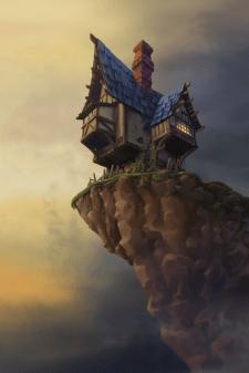 иллюстрация домика