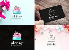 логотип компании по упаковке подарков