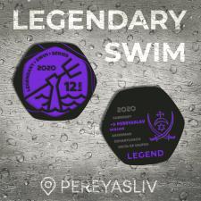 Разработать дизайна медалей Legendary Swim