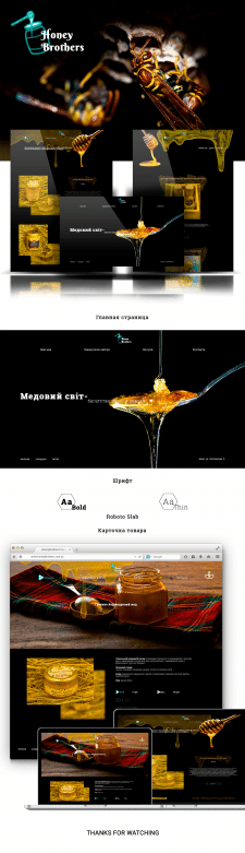 Разработка многостраничного сайта