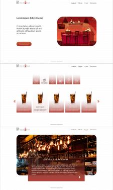 Bluesbar site design