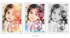 Коллаж, фотосессия, обработка фото  001