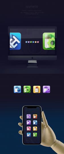 Дизайн иконок для приложения
