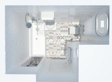 Візуалізація плану ванної