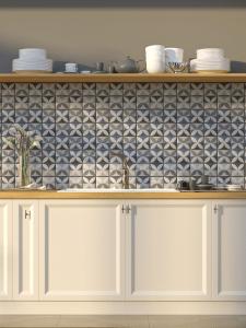 3d визуализация плитки в интерьере