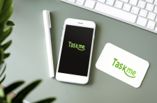 "Логотип  ""Taskme"""