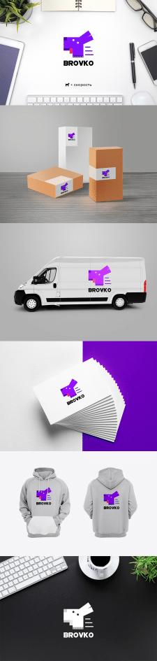 Лого Brovko