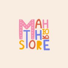 Лого и нейминг для магазина детских товаров
