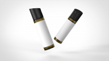 Дизайн бутылочки для шампуня в гостиницу