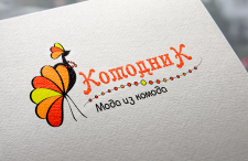 Логотип для интернет-магазина бижутерии