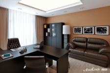 Визуализация кабинета руководителя