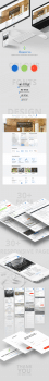"""Дизайн сайта для компании """"Янисто"""""""