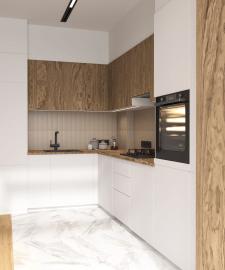 Дизайн-проект Казань 2021 кухня
