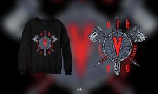 Принт для одежды бренда MMA VIKING