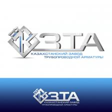 Логотип для КЗТА, Казахстан